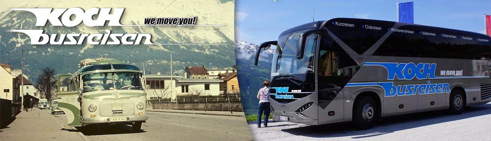 Koch Busreisen Delligsen